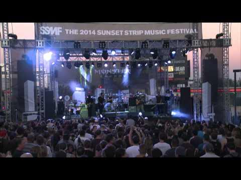 ††† (Crosses) Live at Sunset Strip Music Festival 9-20-2014 (Full Set)