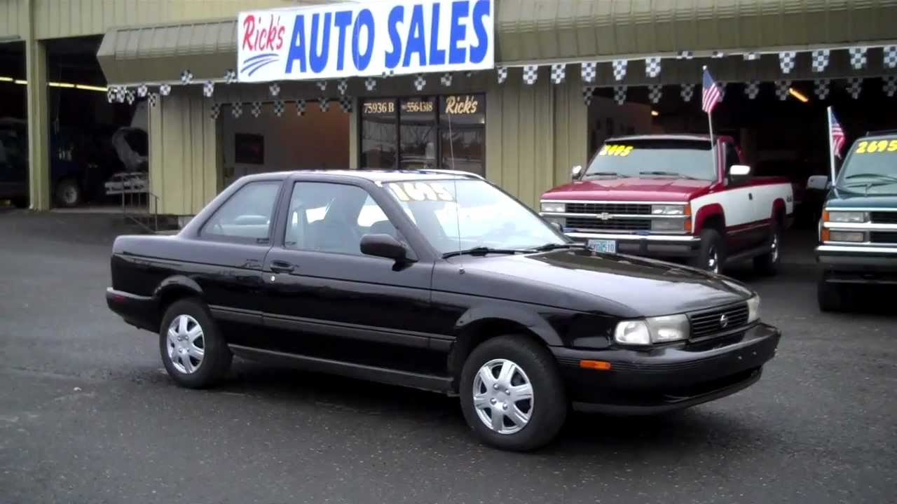 1994 nissan sentra sold!!! - youtube