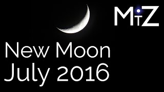 New Moon Horoscope July 4, 2016 - True Sidereal Astrology