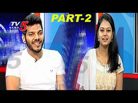 Special Chit Chat With Singers Noel Sean & Ramya Behara | Pravasa Bharat -2 | TV5 News