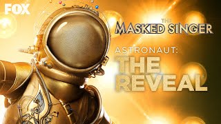 The Astronaut Is Revealed As Hunter Hayes | Season 3 Ep. 14 | THE MASKED SINGER