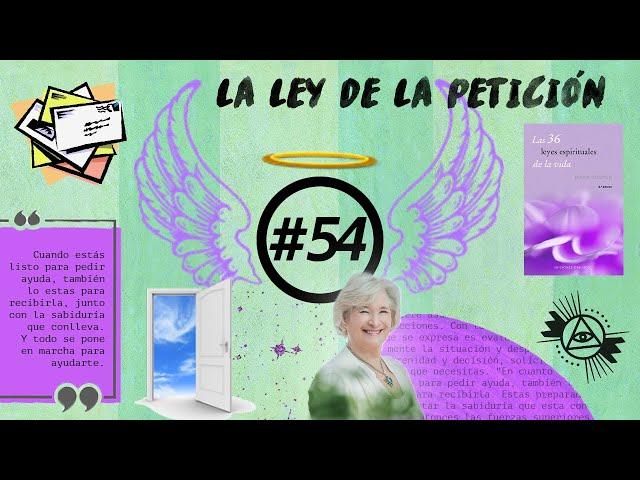 🔊 La Ley de la Petición | Leyes espirituales #3 (PODCAST 054)
