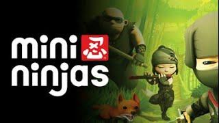 Ps3-Mini Ninjas