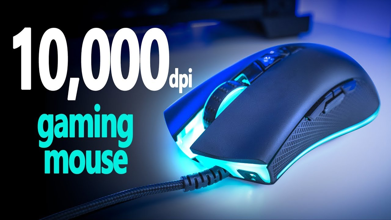New Pictek Gaming Mouse Review - Best Gaming Mouse 2019