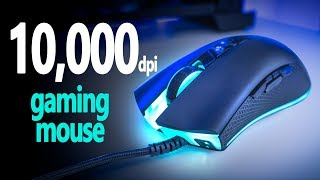 New Pictek Gaming Mouse Review Best Gaming Mouse 2019 Youtube
