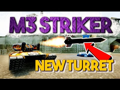 Tanki Online Striker M3 2016 | First Look | Buying + Lets Play