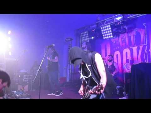 "Decyfer Down ""Fading"", Live @ City RockFest Tour 2016 (Dawsonville, GA)"