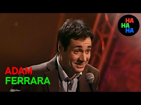 Adam Ferrara - Living with a Woman is like Being in AA