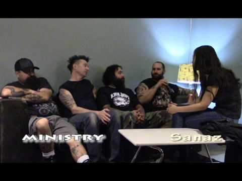 Ministry Band members talk about the 2015 Tour