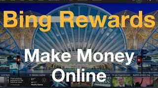Bing currently doesn't have a referral system! go here to get started with rewards: http://www.bing.com/explore/rewards start searching ...