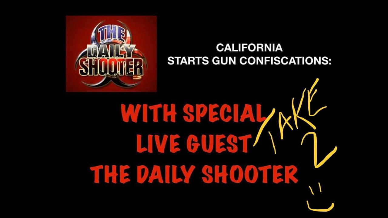The Daily Shooter LIVE on Guns & Gadgets: Take 2