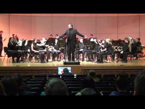 2020 Hackett Catholic Prep Concert Band MSBOA performance