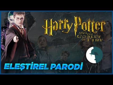 Harry Potter Ateş Kadehi - Eleştirel Parodi