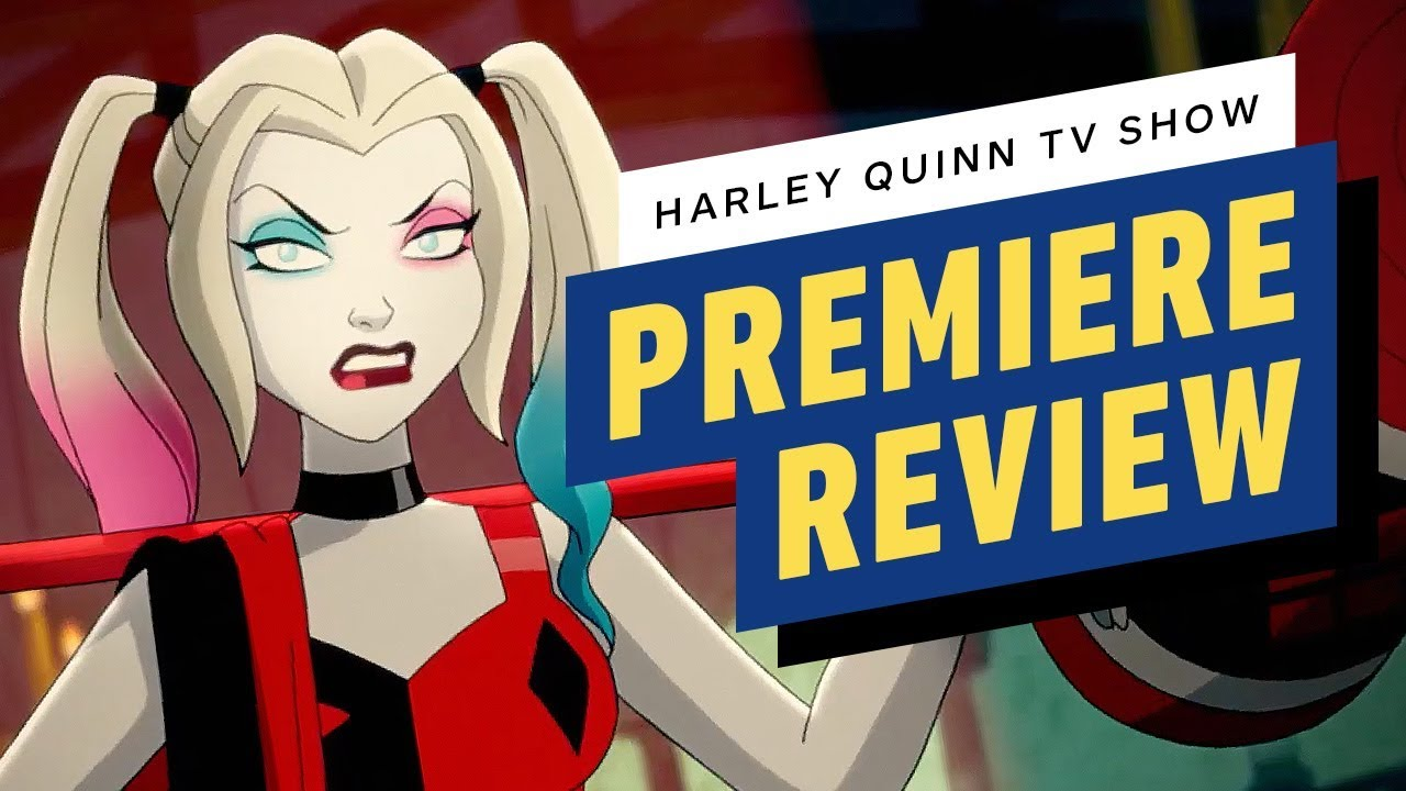 Download Harley Quinn Series Premiere Review