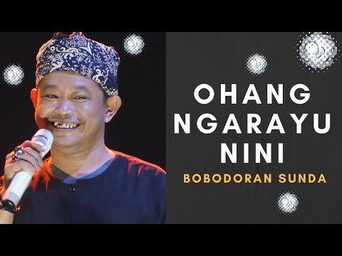 Pohang Ngarayu Nini [Bobodoran Sunda]