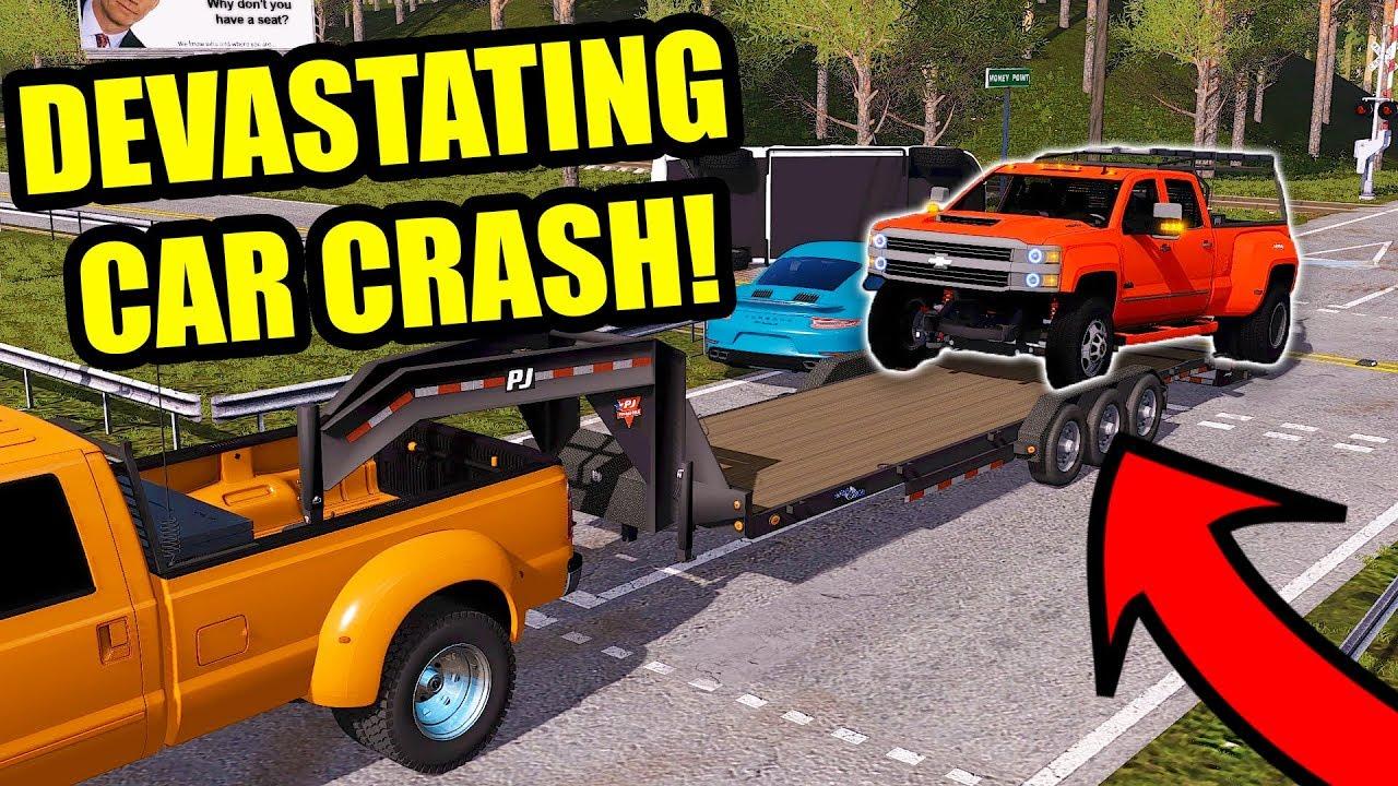 rolling-coal-customs-repair-service-reparing-wrecked-cars-farming-simulator-2017