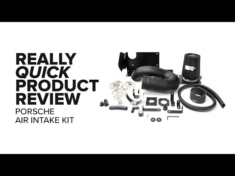K&N Performance Intake Kit - Porsche 996 911 - Specs, Features, and Product Review