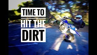 Spain by BMW R1200GS Rallye : Episode 3 - We hit the dirt!