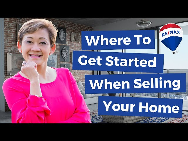 Where To Get Started When Selling Your Home | Kasama Lee, Napa and Solano Counties Realtor