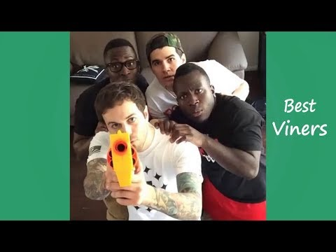 Try Not To Laugh (Vine Edition) IMPOSSIBLE CHALLENGE #97 - Best Viners 2018