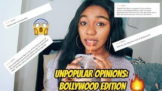 UNPOPULAR OPINIONS : BOLLYWOOD EDITION   CURIOUSCAT.ME 🔥😲