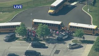 'Active Shooter' At Indianapolis-Area School