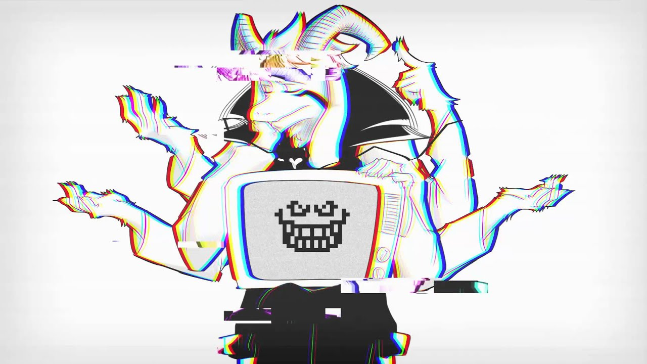 Undertale Sans Wallpaper Cute Undertale Mad L Asriel Echo Youtube
