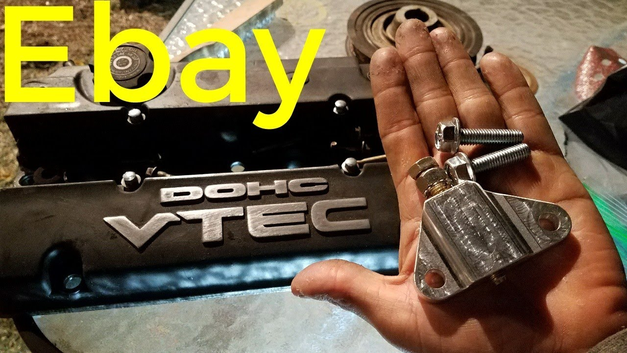 Unboxing Ebay h22 manual timing belt tensioner | Doovi