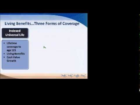 Life Insurance with Living Benefits Presentation - Bonnie Clark