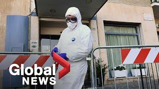 Coronavirus outbreak: California has first death due to virus; Italy closing schools