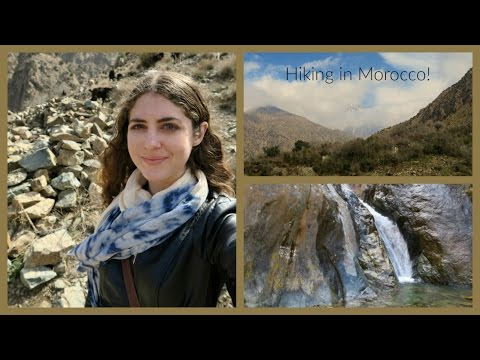 Hiking in the Atlas Mountains! - Ourika Valley