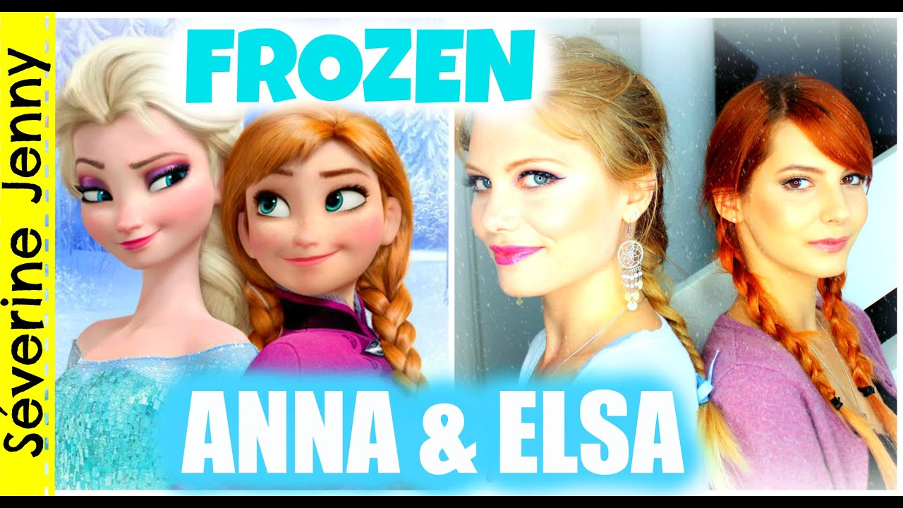 disney frozen la reine des neiges anna et elsa trailer youtube. Black Bedroom Furniture Sets. Home Design Ideas