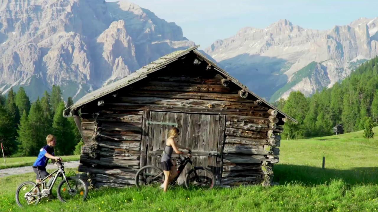 Dolomit Homes & Hotel Alta Badia Dolomiti - YouTube