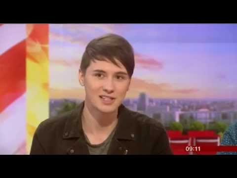 Dan and Phil - BBC Breakfast (October 15th, 2015)