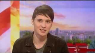 Dan and Phil - BBC Breakfast (October 15th, 2015)