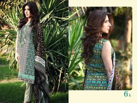 Orient Catalog Summer Lawn  Complete Collection Dresses 2017