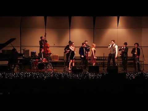 Mission Bay High School Jazz Preservationists