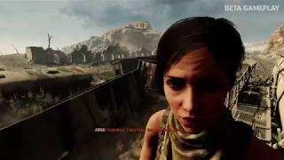 Metro Exodus - 50 Minutes of Caspian Desert Gameplay