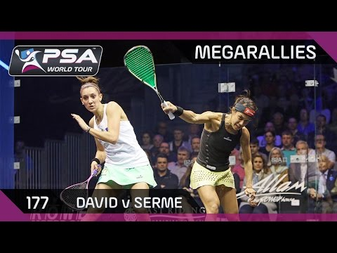 """Unbelievable from the Malaysian Superstar"" - MegaRallies #177 David v Serme"