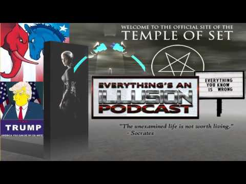 24 - Temple of Set, Trump,AI, Unpluging from the grid