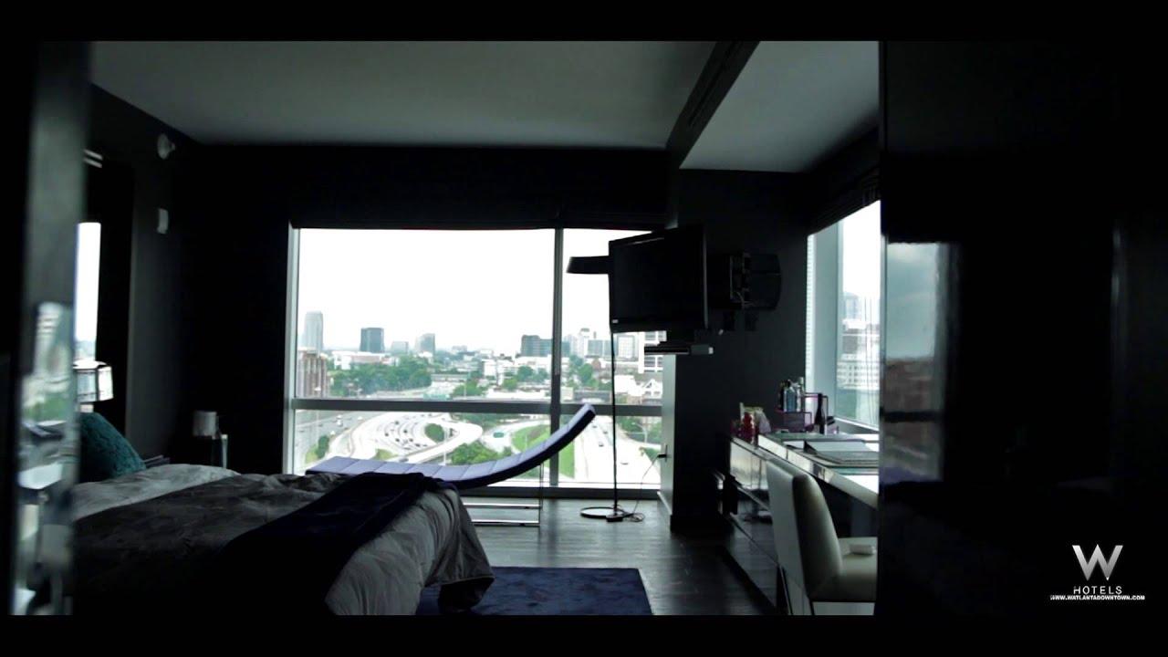 W Hotel Wow Suite Atlanta Ga