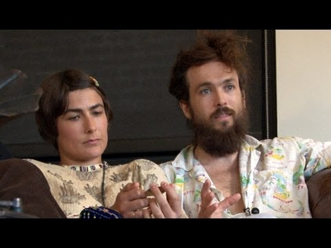 """Edward Sharpe and the Magnetic Zeros Interview Preview: Alex Ebert on Band's Evolution on """"Here"""""""
