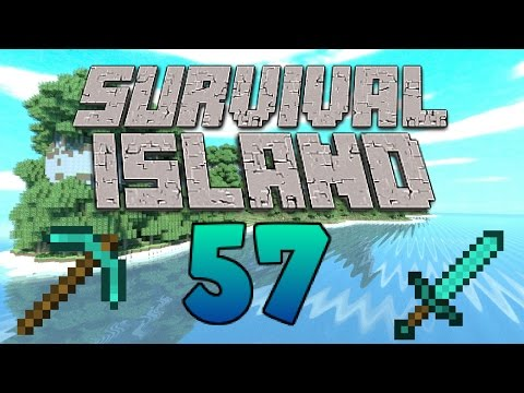 Continue Our Mining! - (Minecraft Survival Island) - Episode 57