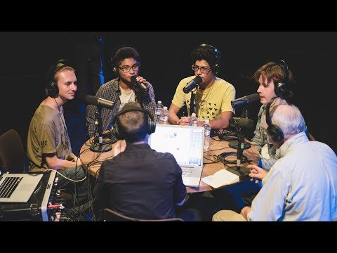 Kurupi   Onstage with Jim & Tom   9/3/17