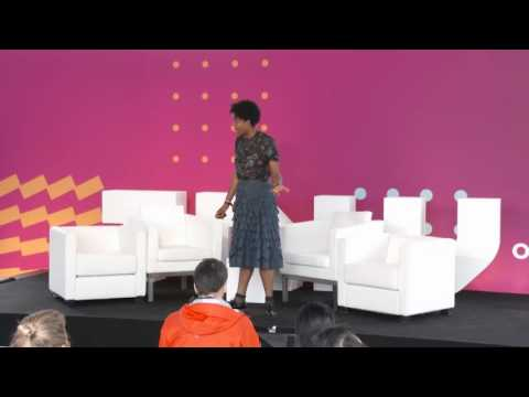 Madison Maxey (The Crated) | TNW Conference | The future of smart textiles