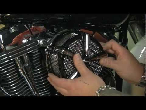 Kuryakyn Garage: Mach 2 Air Cleaner Install