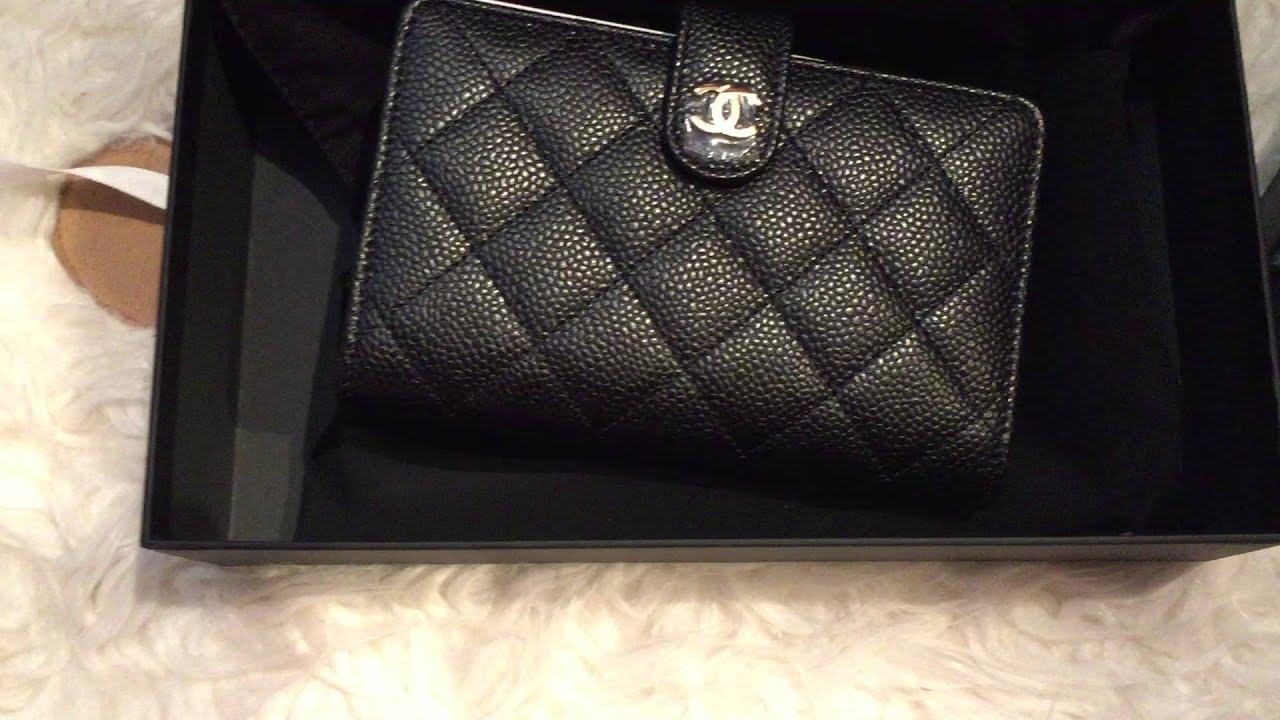 Another Chanel Unboxing 2016!! - YouTube