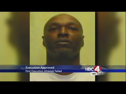 Court: Inmate who survived botched execution can be put to death