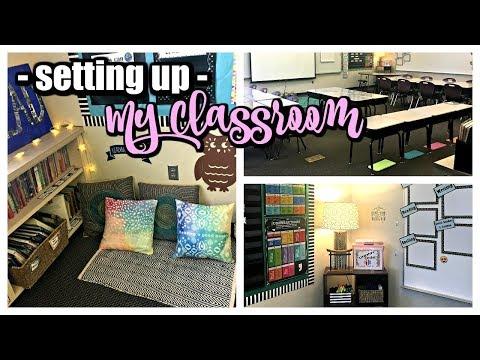 My Classroom Tour | 5th Grade 2017