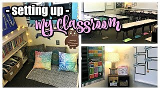 My Classroom Tour | 5th Grade 2017